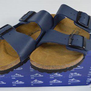 Birkenstock Arizona Blue US Mens 6 - Brand New in Box